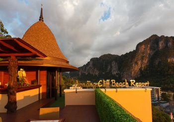 Ao Nang Cliff Beach Resort, Krabi
